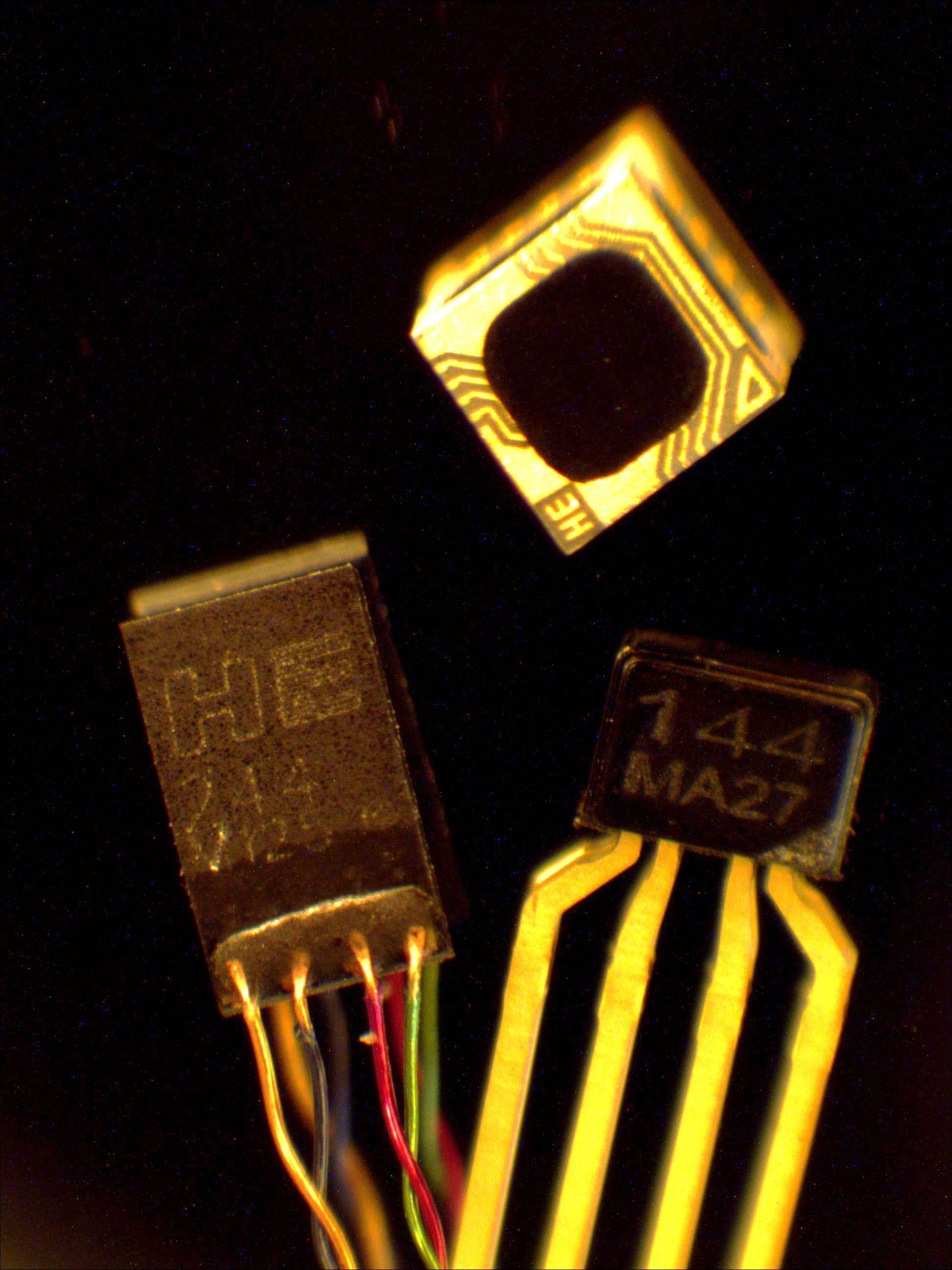 Gallium Arsenide Linear High Precision analog Hall Sensors